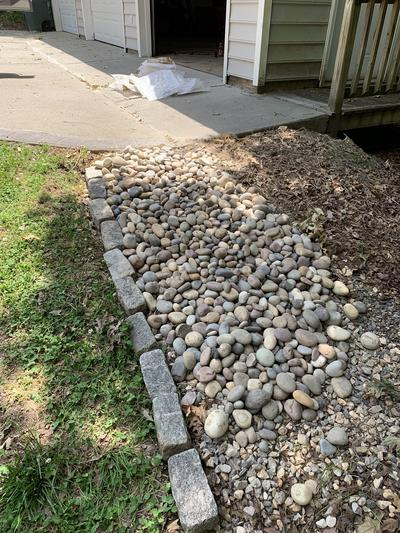 Dealing with drainage